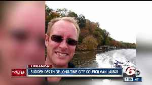 News video: Long-time city councilman in Lebanon died of an apparent suicide