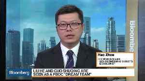News video: Commerzbank's Zhou Calls Financial Deleveraging a Key Issue for China