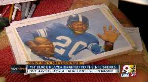 News video: When no-one believed black players belonged in the NFL