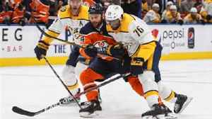 News video: Preds LIVE to Go: Arvidsson's two-goal game helps Nashville come-from-behind, beat Oilers 4-2