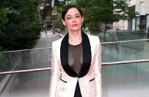 News video: Rose McGowan seeks to have drug charge dismissed