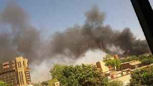 News video: Burkina Faso's capital 'being attacked by suspected Islamic extremists'