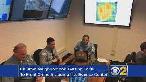 """News video: Chicago Police Expands """"New Technology"""" To 5th District"""
