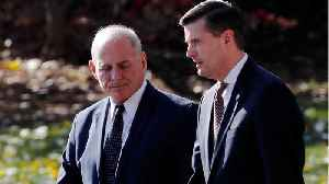 News video: John Kelly Knew Of Abuse Allegations When He Praised Rob Porter