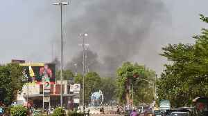 News video: Multiple targets attacked in Burkina Faso's capital