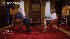 News video: Jean-Claude Juncker and EU 'enlargement fatigue'