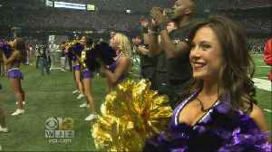 News video: Your Chance To Become A Baltimore Ravens Cheerleader Is Here