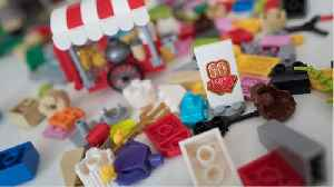 News video: Your Kids' Legos Will Soon Be Sustainable