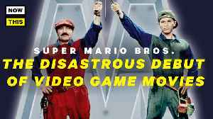 News video: Super Mario Bros. - The Disastrous Debut of Video Game Movies