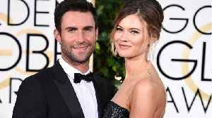 News video: Behati Prinsloo Flaunts Swimsuit Body w Weeks After Giving Birth