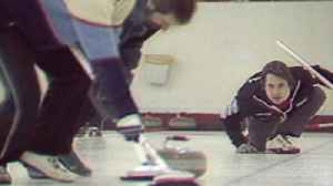 News video: From 1988: Bill Geist and the art of curling