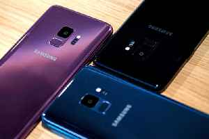 News video: Samsung Debuts Galaxy S9 Oscars Ad