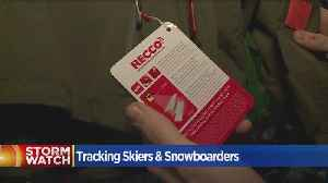 News video: Device Helps Rescue Crews Find People Trapped In Avalanches