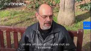News video: Meet the homeless people trying to get jobs during the MWC