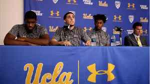 News video: New Details Downplay Trump's Role In Freeing UCLA Athletes Arrested In China