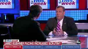News video: Chris Christie: Trump Family Members In White House Are Making Situation 'Much Worse'