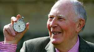News video: Sir Roger Bannister, first man to run a sub-four-minute mile, dies aged 88