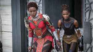 News video: Black Panther Wins Box Office...Again