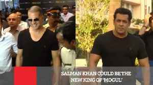 News video: Salman Khan Could Be The New King Of 'Mogul'