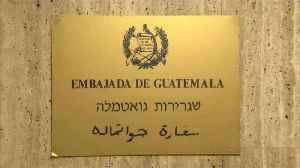 News video: Guatemala to move its embassy to Jerusalem