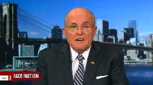 News video: Rudy Giuliani Speaks At Trump Event, Reportedly Jokes About Hillary Clinton's Weight