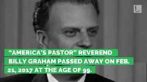 News video: 13 Days After Billy Graham Death, Petition Signed By 70,000 Breaks Graham Family All Over Again