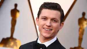 News video: Tom Holland Sports James Bond Inspired Style On Oscars Red Carpet