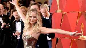News video: Will Jennifer Lawrence show up drunk at the Oscars? We kinda hope so