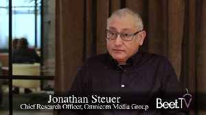 News video: Audience Delivery Across Platforms Will A Big Focus Of Upfront: Omnicom Media Group's Jonathan Steuer