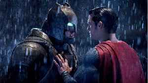 News video: Another Robin Easter Egg In 'Batman v. Superman' Confirmed?