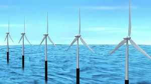 News video: First Floating Wind Farm Is Exceeding Expectations