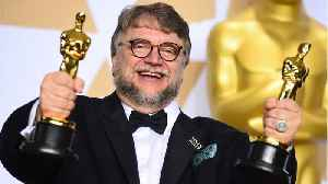 News video: Guillermo del Toro Gets Oscars and Funko Pop Figures for 'The Shape of Water'