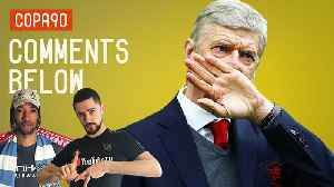 News video: Should Wenger be sacked before the end of the season? | Comments Below