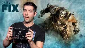 News video: Skyrim's Switch Dev Sets Sights on Next Huge RPG