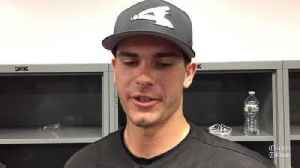 News video: White Sox prospect Dylan Cease on outing vs. A's
