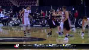 News video: Kimberly can't keep up with Fruitland