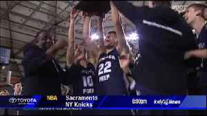 News video: Local High School teams Bring Home State Championships