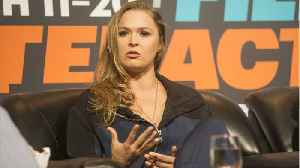 News video: Ronda Rousey To Make WWE Debut At WrestleMania