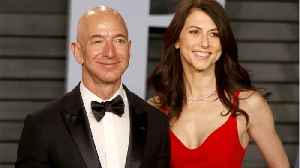 News video: Inside The Marriage Of The World's Richest Couple: Jeff and MacKenzie Bezos