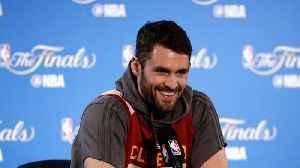 News video: Kevin Love Talks Panic Attack During NBA Game in November