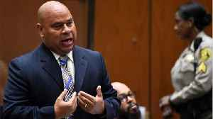 News video: Former 'Suge' Knight Lawyers Indicted For Witness Bribery