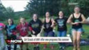 News video: Girl Scouts of WNY launch new summer camp programs