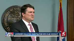 News video: Lawmaker Calls For Investigation Of GOP's Actions On Russian Twitter Account