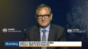 News video: IWG CEO Say Competition Has Been Great for Industry