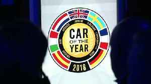 News video: Volvo XC40 wins Car of the Year