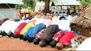 News video: Muslims trapped in CAR church