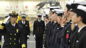 News video: Japanese Navy The First To Appoint A Woman To Command A Warship Squadron