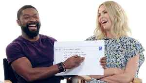 News video: Charlize Theron & David Oyelowo Answer the Web's Most Searched Questions