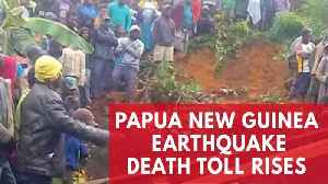 News video: Papua New Guinea Earthquake: Death Toll Rising After Magnitude 6.0 Aftershock