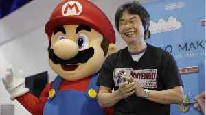 News video: Nintendo Gives Mario His Plumbing Job Back